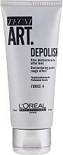 Parfumuri și produse cosmetice Pastă de păr - L'Oréal Professionnel Tecni.art Depolish Force 4