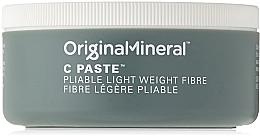 Parfumuri și produse cosmetice Pastă pentru păr - Original & Mineral C Paste Pliable Lightweight Fibre