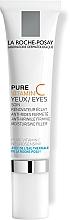 Parfumuri și produse cosmetice Cremă anti-aging pentru pleoape - La Roche-Posay Redermic C Anti-Wrinkle Firming Moisturising Filler