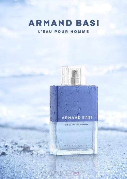 Armand Basi L'Eau Pour Homme - Apă de toaletă (tester cu capac) — Imagine N5