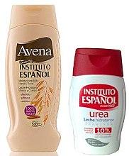 Parfumuri și produse cosmetice Set - Instituto Espanol Avena Set (b/balm/500ml + b/milk/100ml)