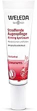 Parfumuri și produse cosmetice Cremă Regeneranta de Zi pentru Fermitate, Rodie - Weleda Granatapfel Straffende Augenpfleg