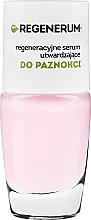 Parfumuri și produse cosmetice Ser întăritor și regenerator pentru unghii - Aflofarm Regenerum Serum