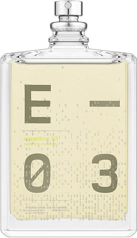 Escentric Molecules Escentric 03 - Apa de toaletă