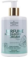 Parfumuri și produse cosmetice Cremă parfumată pentru mâini și corp - Farmona Professional Perfume Hand&Body Cream Perfect