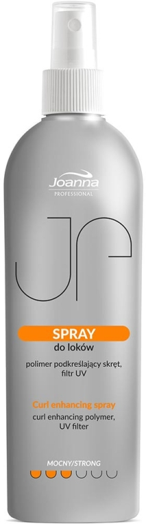 Spray pentru bucle - Joanna Professional Curl Enhancing Spray — Imagine N1