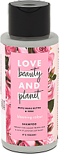 "Parfumuri și produse cosmetice Șampon ""Blooming color"" - Love Beauty&Planet Muru Muru Butter & Rose"