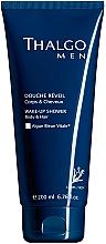 Parfumuri și produse cosmetice Șampon-gel de duș - Thalgo Men Wake-Up Shower Gel