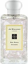 Parfumuri și produse cosmetice Jo Malone Red Roses Daisy Leaf Design Limited Edition - Apă de colonie