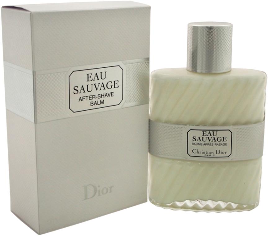 Christian Dior Eau Sauvage - Balsam după ras — Imagine N1
