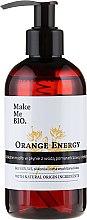 Parfumuri și produse cosmetice Săpun pentru mâini - Make Me Bio Orange Energy Soap