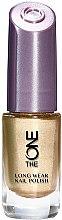 Parfumuri și produse cosmetice Lac de unghii rezistent - Oriflame The One Long Wear Nail Polish