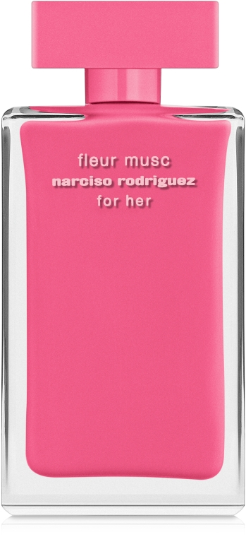 Narciso Rodriguez Fleur Musc - Apă de parfum (tester cu capac) — Imagine N1