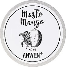 Parfumuri și produse cosmetice Ulei cosmetic de mango - Anwen
