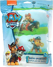 Parfumuri și produse cosmetice Set bureți de baie - Suavipiel Paw Patrol Chase Ryder Rescue Racers Bath Sponge