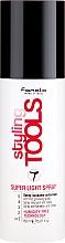 Parfumuri și produse cosmetice Spray pentru păr - Fanola Tools Super Light Spray