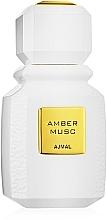 Духи, Парфюмерия, косметика Ajmal Amber Musc - Парфюмированная вода
