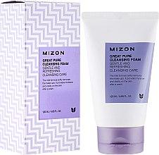 Parfumuri și produse cosmetice Scrub pentru față - Mizon Great Pure
