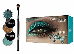 Parfumuri și produse cosmetice Set pentru machiajul ochilor - Bellapierre Eye Slay Kit Mermaid Glam