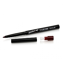 Parfumuri și produse cosmetice Creion contur de buze - Beauty Uk Pucker Up Lip LIner