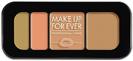 Parfumuri și produse cosmetice Paletă concealer cremos - Make Up For Ever Ultra HD Underpainting Palette