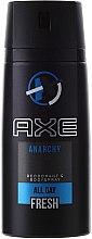 Parfumuri și produse cosmetice Deodorant spray - Axe Anarchy Deodorant Body Spray