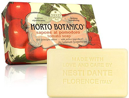 "Săpun ""Tomate"" - Nesti Dante Horto Botanico Pomodoro Soap"