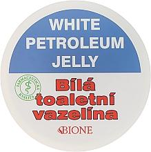 Parfumuri și produse cosmetice Белый вазелин - Bione Cosmetics White Vaseline