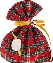 Parfumuri și produse cosmetice Pliculeț aromatic, model scottish, eucalipt - Essencias De Portugal Tradition Charm Air Freshener