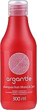 Parfumuri și produse cosmetice Șampon de păr - Stapiz Argan'de Moist & Care Shampoo
