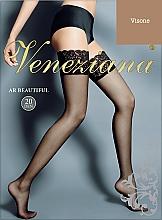 """Parfumuri și produse cosmetice Ciorapi pentru femei """"Ar Beautiful"""" 20 Den, visone - Veneziana"""