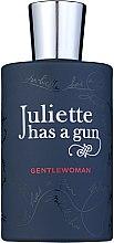Parfumuri și produse cosmetice Juliette Has A Gun Gentlewoman - Apă parfumată (Tester cu capac)