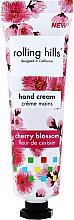 "Parfumuri și produse cosmetice Cremă de mâini ""Cherry Blossom"" - Rolling Hills Cherry Blossom Hand Cream"