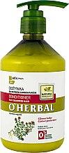 Parfumuri și produse cosmetice Balsam pentru păr vopsit cu extract de cimbru - O'Herbal