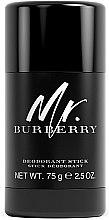 Parfumuri și produse cosmetice Burberry Mr. Burberry - Deodorant stick