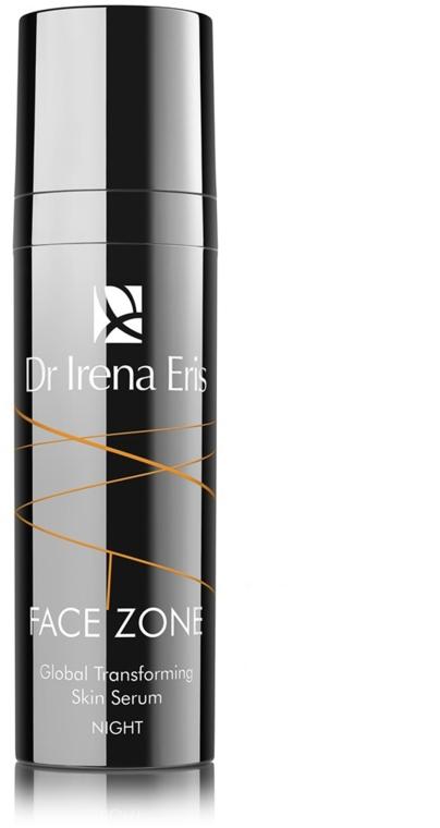 Ser de noapte regenerator pentru față - Dr Irena Eris Face Zone Global Transforming Skin Serum For Night — Imagine N1