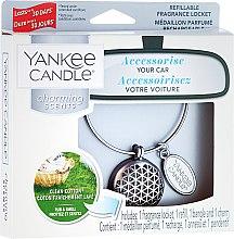 Parfumuri și produse cosmetice Odorizant pentru maşină - Yankee Candle Midsummers Night
