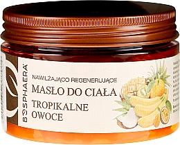 """Parfumuri și produse cosmetice Unt de corp """"Fructe exotice"""" - Bosphaera"""