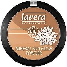 Parfumuri și produse cosmetice Pudră de față - Lavera Mineral Sun Glow Powder