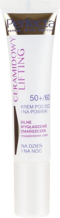 Cremă pentru pleoape - Perfecta Ceramid Lift 50+/60+ Eye Cream — Imagine N2