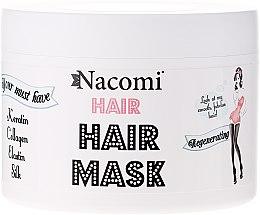 Parfumuri și produse cosmetice Mască regenerantă pentru păr - Nacomi Regenerating Hair Mask
