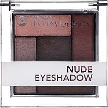 Parfumuri și produse cosmetice Fard de ochi, crem satinat, hipoalergenic - Bell Hypoallergenic Nude Eyeshadow