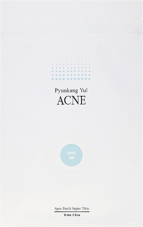Patch-uri pentru față - Pyunkang Yul Acne Spot Patch Super Thin