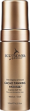 Parfumuri și produse cosmetice Mousse auto-bronzant cu cacao - Eco by Sonya Eco Tan Cacao Tanning Mousse