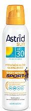 Parfumuri și produse cosmetice Lapte-spray de protecție solară pentru corp SPF 30 - Astrid Easy Spray Sports SPF 30