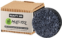 Parfumuri și produse cosmetice Șampon bărbătesc pentru păr, corp și barbă - Beauty Jar Multi-Tool Men Shampoo Bar For Hair, Body & Beard