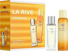 Parfumuri și produse cosmetice La Rive Woman - Set (edp/90ml + deo/150ml)