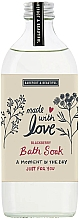 Parfumuri și produse cosmetice Loțiune de baie - Bath House Bath Soak Made With Love Blackberry