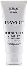Духи, Парфюмерия, косметика Cremă de față - Payot Perform Lift Vitality Salon Size