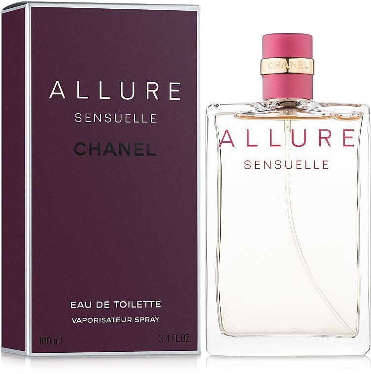 Chanel Allure Sensuelle - Apă de toaletă